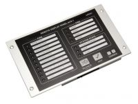 Remote Display Panel for ACS-1-FD
